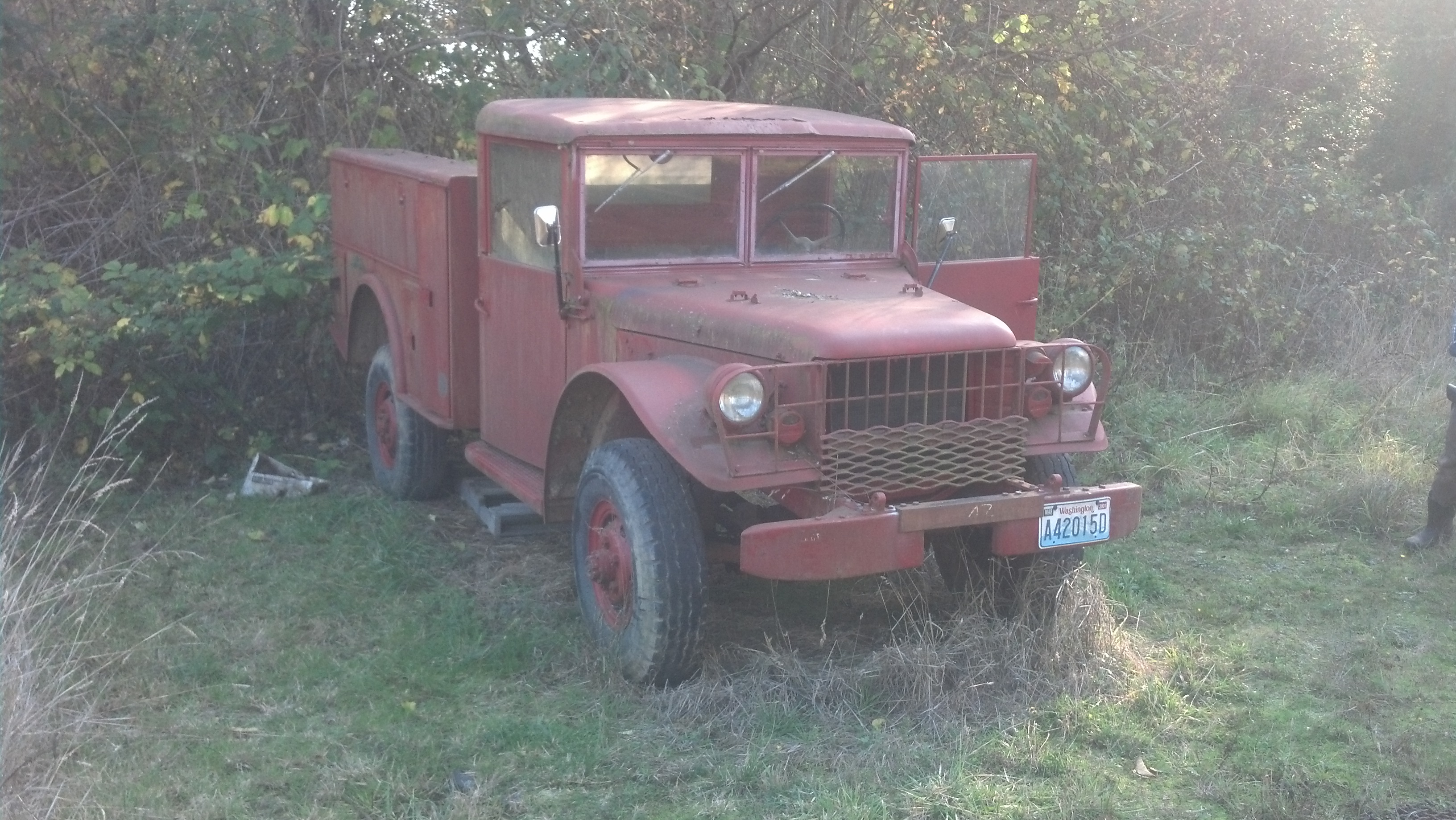 1954 M37 Dodge Power Wagon For Sale | www dongalt com